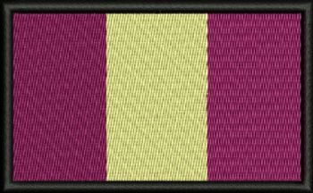Hussars embroidered Flash